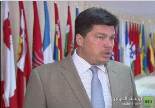 مارغيلوف: آمل أن لا تكون التصريحات المتشددة نهاية للحوار بين السودان وجنوب السودان