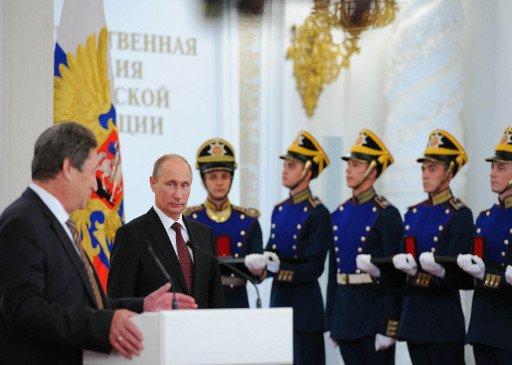 بوتين: مستقبل روسيا يتوقف على قدرتها على المنافسة لاسيما في الصناعات الحربية