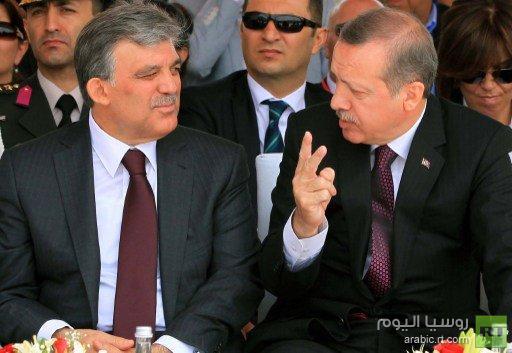 عبد الله غول يؤيد أردوغان في موقفه من الاحتجاجات