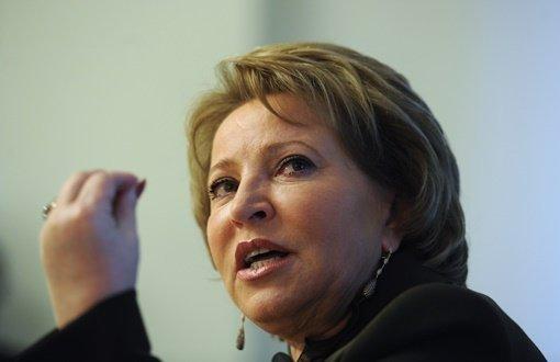 رئيسة مجلس الاتحاد الروسي: موسكو ولندن مستعدتان للعمل من أجل حل النزاع السوري