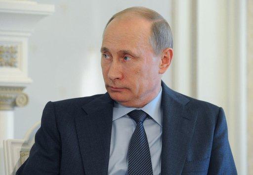 بوتين: قمة الثمانية ستناقش الأوضاع في مناطق النزاعات وقضايا الاقتصاد العالمي