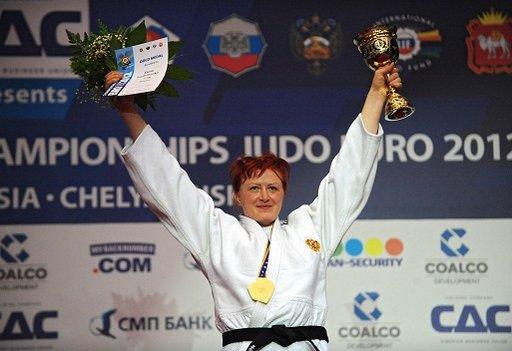 رحيل تراجيدي للروسية إيفاشينكو بطلة أوروبا للجودو أربع مرات