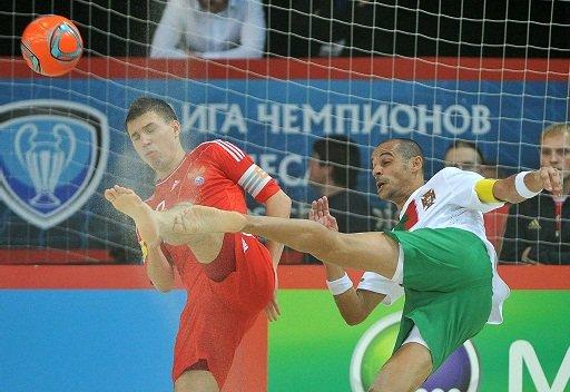 البرتغال تهزم روسيا بكرة القدم الشاطئية