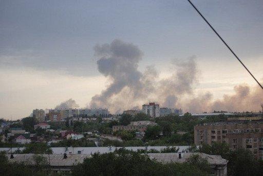 بوتين يوعز بدفع تعويضات للمتضررين بسبب الحريق في مقاطعة سامارا