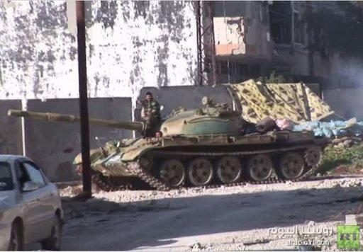 مراسلنا: الجيش السوري يتقدم في حلب