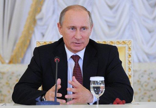 بوتين يشيد بالتعاون بين روسيا والامارات المتحدة في مجال الاستثمارات