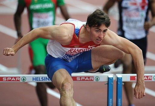 الروسي شوبينكوف يتوج بذهبية أوروبا لسباق 110 م
