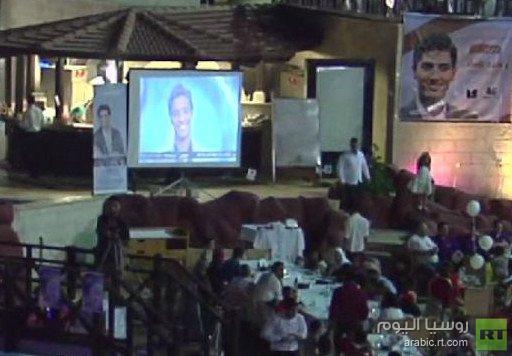 فرحة فلسطينية بفوز محمد عساف بمسابقة