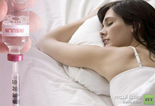 النوم الطويل يقلل من خطر تطور داء السكري