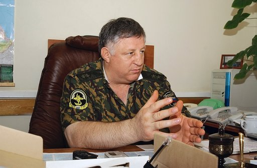 الحكم بالسجن 15 عاما بحق المتهم بقتل وزير داخلية داغستان في عام 2009