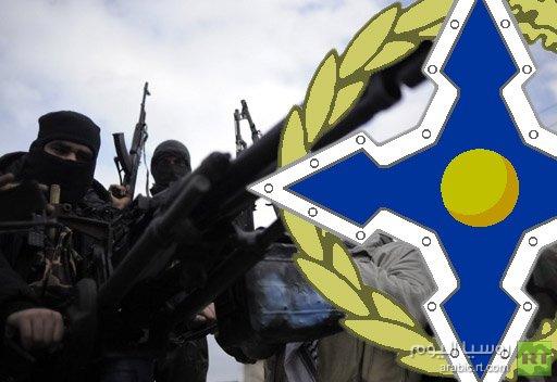 أمين منظمة معاهدة الأمن الجماعي: تسليح المعارضة السورية أمر غير مقبول