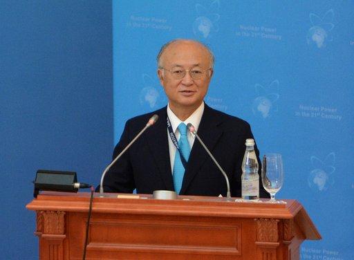 أمانو يؤكد أن الوكالة الدولية للطاقة الذرية قادرة على الرقابة على المواد النووية في العالم