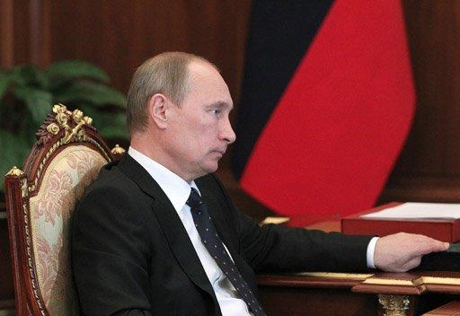 بوتين يبحث مع أعضاء مجلس الأمن الروسي التحضيرات لمؤتمر