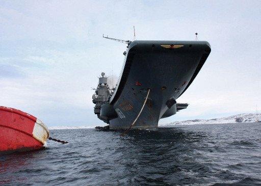 وزارة الدفاع الروسية: برنامج التسليح الروسي القادم يمكن أن يتضمن حاملة طائرات