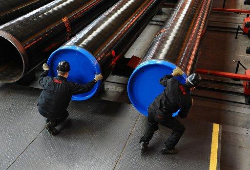 ارتفاع مؤشر النشاط الصناعي الروسي في يونيو إلى أعلى مستوى منذ أربعة أشهر
