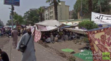 الجيش المصري يعلن عزل مرسي