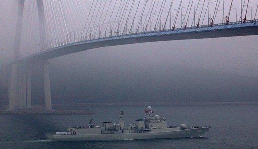 روسيا والصين تؤكدان أن المناورات البحرية المشتركة في بحر اليابان غير موجهة ضد أي دولة