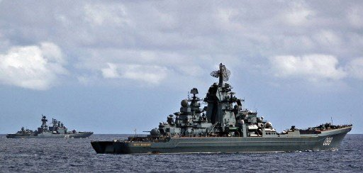 عسكري روسي رفيع: البحرية الروسية ستُرفد بـ36 سفينة حربية اخرى