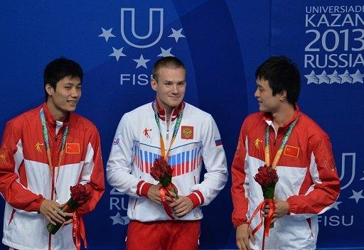 كوزنيتسوف يهدي روسيا أول ذهبية في الألعاب الجامعية