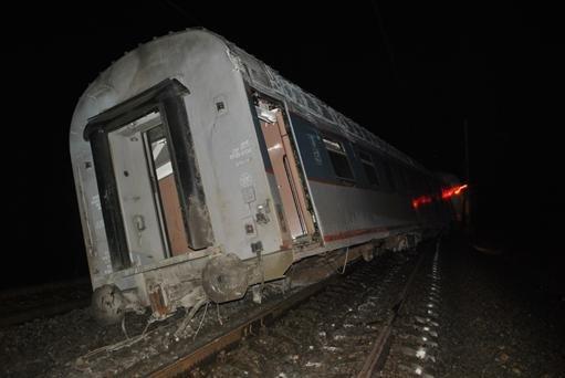 اصابة 76 شخصا في حادث خروج قطار من سكته في اقليم كراسنودار الروسي