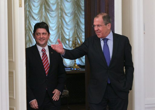 لافروف: قضية الدرع الصاروخية بين روسيا والناتو ما زالت عالقة لكن المشاورات مستمرة
