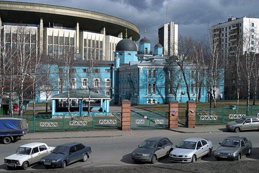 راوي عين الدين: سيعاد افتتاح جامع موسكو الكبير في عام 2015