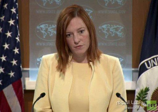 الخارجية الأمريكية تطالب بالإفراج عن محمد مرسي