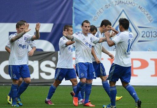دينامو موسكو يقص شريط الموسم الجديد بتعادل مخيب أمام فولغا