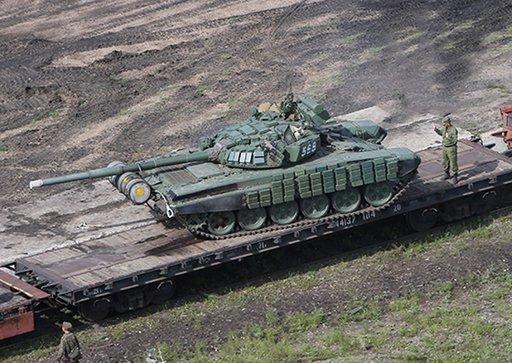 نحو 5 آلاف دبابة تشارك في المناورات بالشرق الأقصى الروسي.. وبوتين سيحضرها الثلاثاء والاربعاء