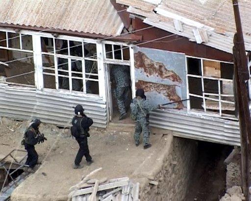 مقتل مسلحين اثنين في اشتباك مع قوات الأمن في داغستان