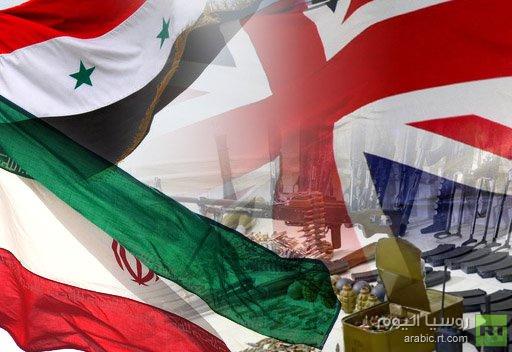 تقرير يكشف أن بريطانيا تصدر معدات يمكن استخدامها لأهداف عسكرية إلى سورية وإيران