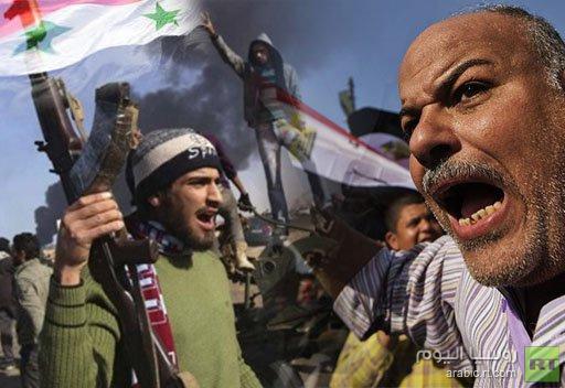 فشل الإخوان في سورية أطاح بمرسي