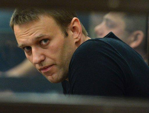 الإفراج عن المعارض الروسي اليكسي نافالني بتعهد عدم المغادرة