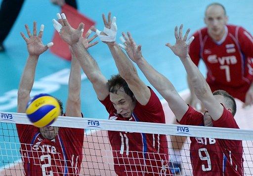 كندا تهزم روسيا في الدوري العالمي بالكرة الطائرة