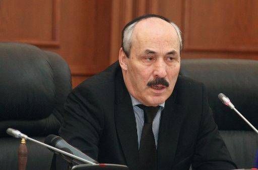رئيس داغستان يقيل حكومة الجمهورية بسبب سوء الأداء