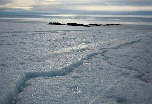 دراسة تثبت ذوبان جليد القطب الجنوبي بوتيرة أسرع مما كان سائدا