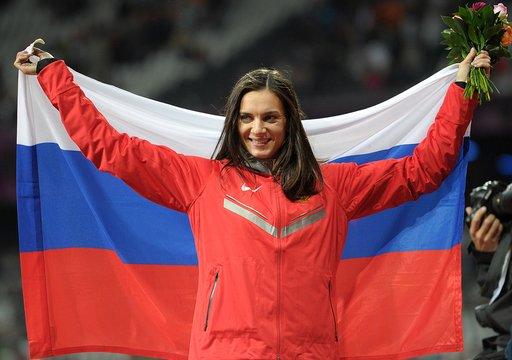 إيسينبايفا تحرز ذهبية القفز بالزانة في بطولة روسيا لألعاب القوى