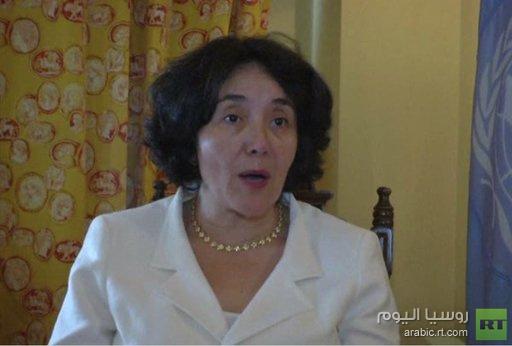ليلى مرزوق تحمّل الحكومة والمعارضة مسؤولية الواقع الرهيب لأطفال سورية