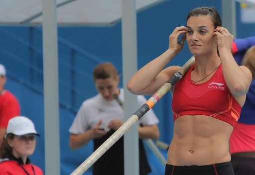 إيسينبايفا تنهي مسيرتها بعد بطولة العالم لألعاب القوى في موسكو