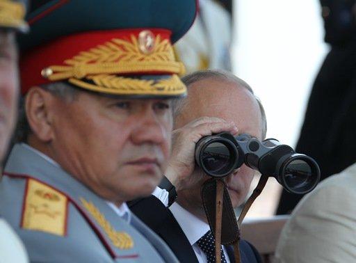 روسيا تبدأ العمل على إنشاء مركز الدفاع عن الدولة