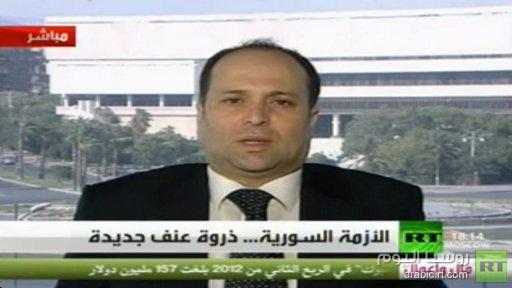 اغتيال المحلل السياسي السوري محمد ضرار جمو في لبنان