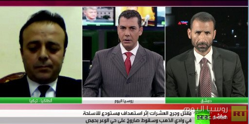 ماذا يقف وراء التصعيد الجديد في سورية؟