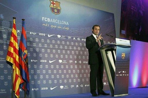 روسيل يعد جماهير برشلونة بالتعاقد مع لاعب جديد