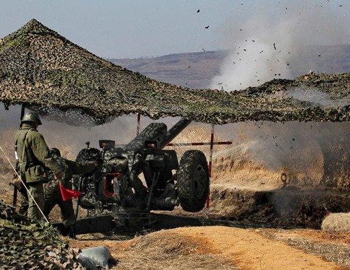 مناورات روسية صينية لمكافحة الإرهاب تبدأ في مقاطعة تشيليابينسك الروسية