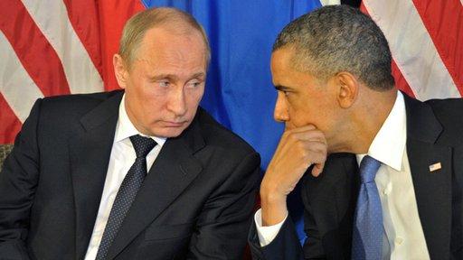 البيت الأبيض لا يزال يبحث عن فوائد في عقد لقاء بين أوباما وبوتين في موسكو