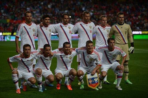 كابيلو يعلن قائمة روسيا النهائية لمواجهة ايرلندا الشمالية