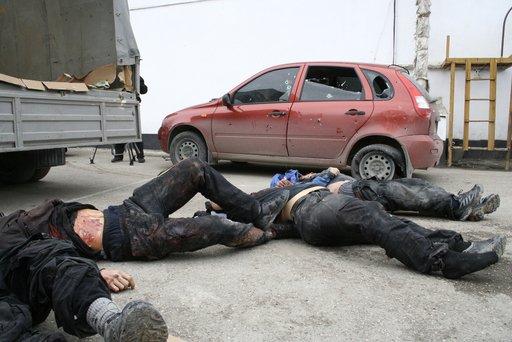 القضاء على 4 متشددين وزعيمهم في شمال القوقاز