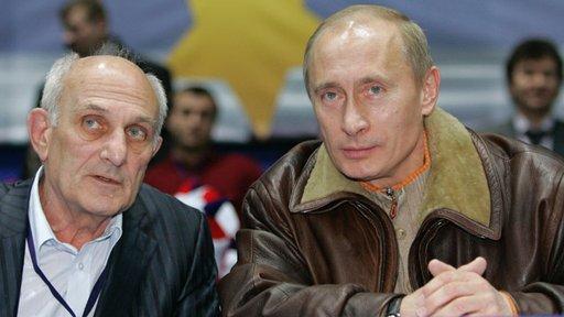 وفاة مدرب بوتين في رياضة الجودو