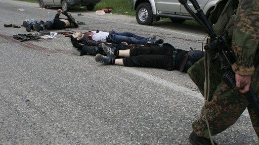 القضاء على 4 مسلحين في مدينة نالتشيك بجنوب روسيا