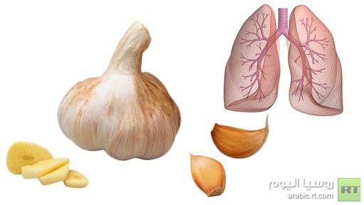 تناول الثوم مرتين في الأسبوع يقي من سرطان الرئة بنسبة 44%